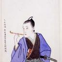 Portrait of Hiraga Gennai (Keio University Library, Mita Media Center)