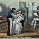 Barbershop cartoon