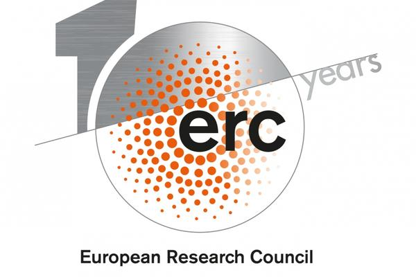 ERC 10th birthday logo